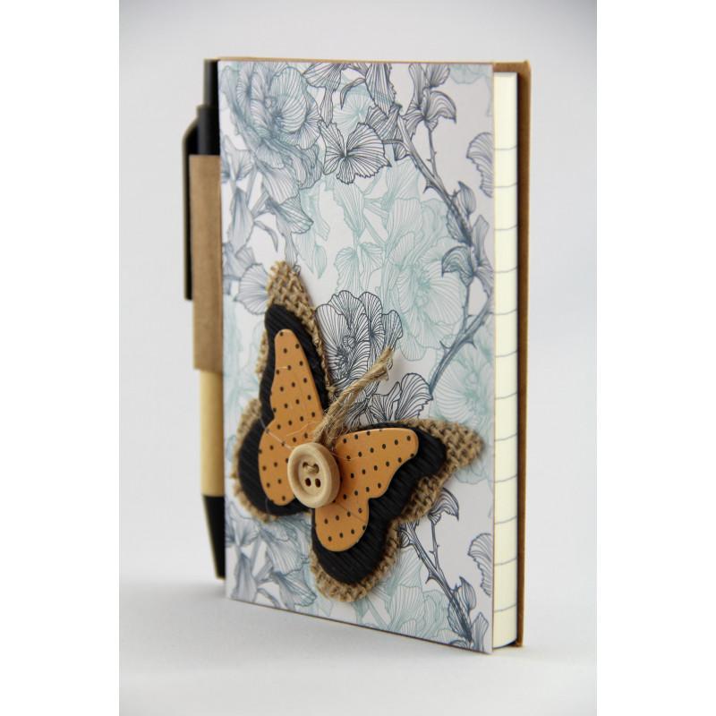 Notizblock Schmetterling NBS_5