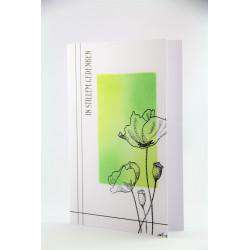 Klappkarte Blume T_6