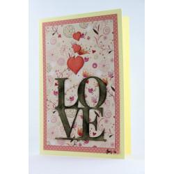 Klappkarte Love L_1