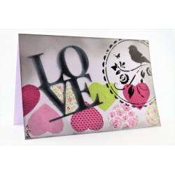 Klappkarte Love L_2