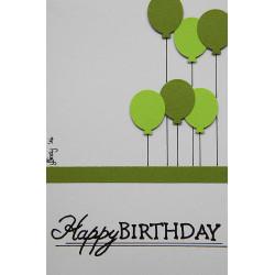Klappkarte Happy Birthday G_2