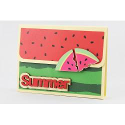 Kerzen-Karte Summer KK_12